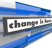 !change is here